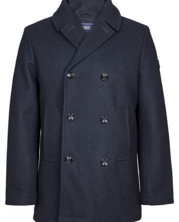 A2585 hombre batela urzelai chaqueton abrigo marinero paño comando marinera