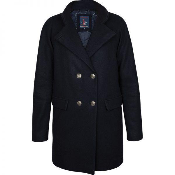 abrigo chaqueton comando batela urzelai mujer marino a2592