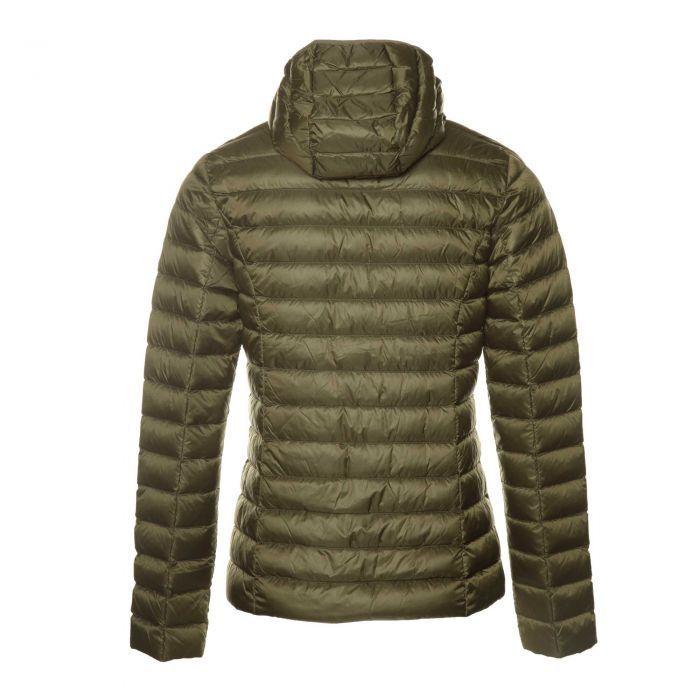 chaqueta plumifero jott cloe khaki 2
