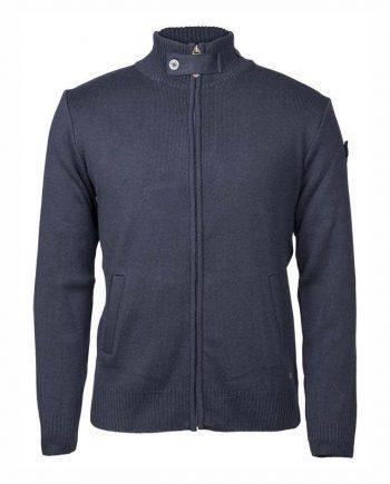 jersey antracita hombre batela a3336 chaqueta