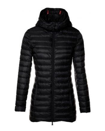 abrigo plumifero jott nour negro