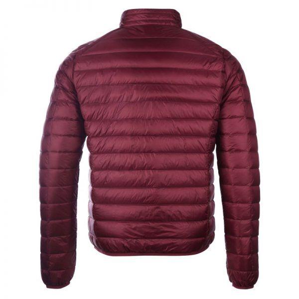 chaqueta plumifero jott hombre aubergine2
