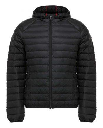 chaqueta plumifero jott hombre negro